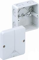 Abox 025 - L Распределительная коробка 80*80*52 IP65 M20/7