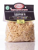 ДИЕТИЧЕСКИЕ макароны «ЗДОРОВЬЕ» №8 из пшеничной муки с семенами тыквы (0,5 кг)