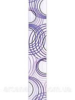 Фриз вертикальный 333х58х7 мм Виола 1 Нота Керамика