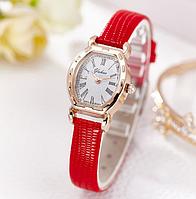 Часы женские красные