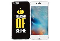 Чохол Utty B&Z Ultra Thin Samsung Galaxy S8 Plus (G955) King Of Selfie