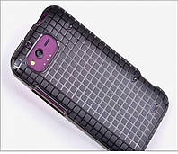 ROCK Magic Cube TPU soft Case for HTC Rhyme S510b Bliss Glamour Transparent Black