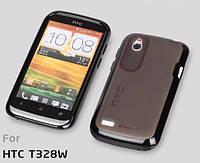 Yoobao 2 in 1 Protect case for HTC Desire V T328w/Desire X, black (PCHTCT328W-BK)