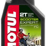 Моторное масло Motul Scooter Expert 2T 1 л