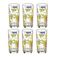 Набор стаканов  Luminarc Aime Crazy Flower  G4604