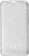 Melkco Jacka leather case for HTC One V T320e, white (O2ONEVLCJT1WELC)
