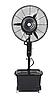 Вентилятор с увлажнителем воздуха ENSA LC002 (Уличный кондиционер, Охладитель воздуха)