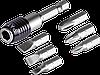 Держатель для бит магнитный + бита PH2