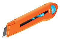 Нож строительный 18мм, ЦентроИнструмент (0509)