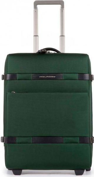 Дорожный чемодан на 37/54 л Piquadro BV3877M2_VE зеленый