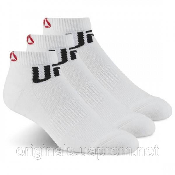 Носки белые Рибок UFC Fan Inside AZ8790