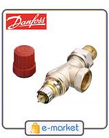 Клапан радиаторных терморегуляторов Danfoss RA-N UK (013G0153)