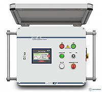 Установка для испытания кабелей напряжением сверхнизкой частоты СНЧ-60