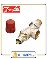 Клапан радиаторных терморегуляторов Danfoss RA-N UK (013G0155)
