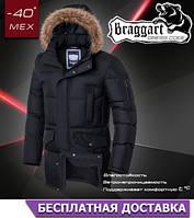 Куртка мужская зимняя с опушкой