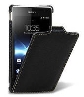 Melkco Jacka leather case for Sony Xperia TX LT29i black (SEXPGXLCJT1BKLC)