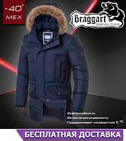 Куртка мужская зимняя на молнии