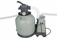 Фильтр-насос грубой очистки 230V, 12113 л/ч (насос), 10031 л/ч (фильтр) (28652)