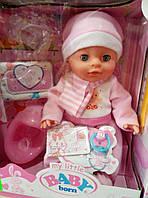 Пупс Baby born  1712В