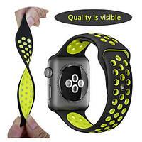 Браслет для Apple watch 42 mm Nike brand