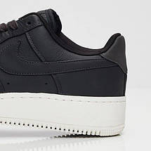 Кроссовки мужские в стиле NikeLab Air Force 1 Low Black, фото 2