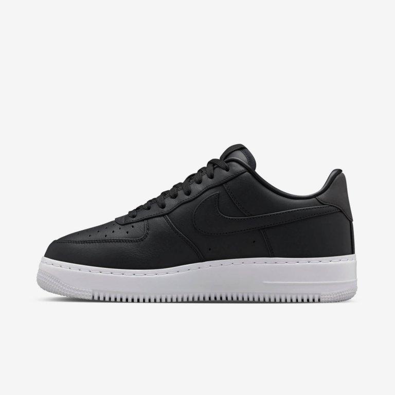 Кроссовки мужские в стиле NikeLab Air Force 1 Low Black