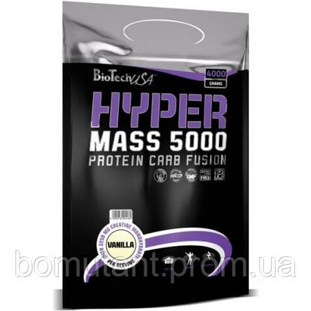 Hyper Mass 5000 2,27 кг карамель капучино BioTech
