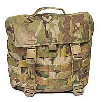 Тактическая сумка (сухарка), цвет: Multicam