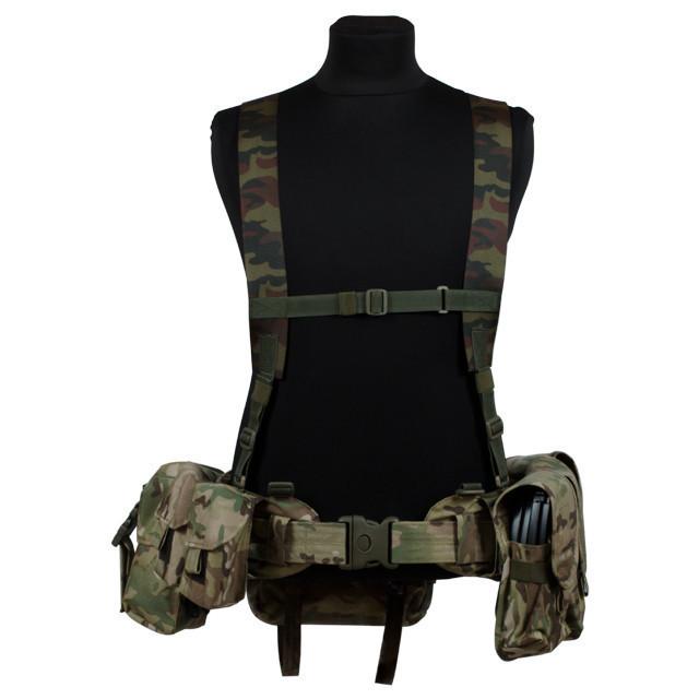 """Ременно-плечевая разгрузочная система (РПС) """"Tirador"""", цвет: Multicam"""