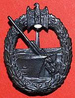 Германия военный знак береговой артиллерии Копия