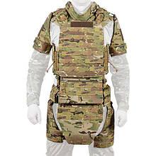 Боевой костюм Plastoon Level 6, Multicam