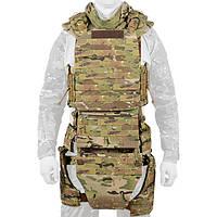 Боевой костюм Plastoon Level 5, Multicam