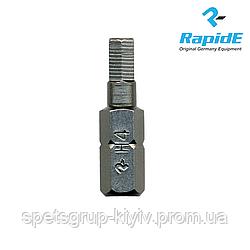 Промышленная отверточные бита H4-50 мм RapidE
