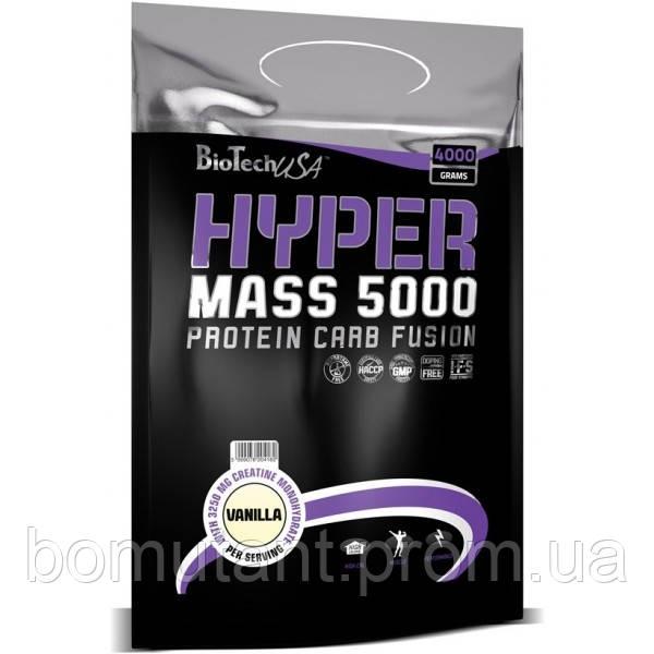 Hyper Mass 5000 2,27 кг ваниль BioTech