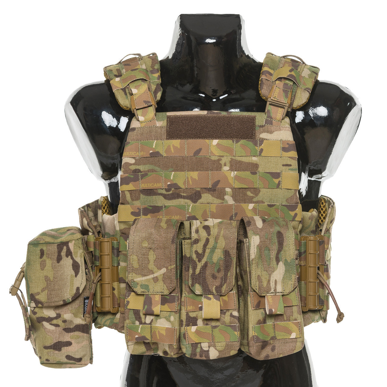 Бронежилет Plastoon 3 AK, Multicam