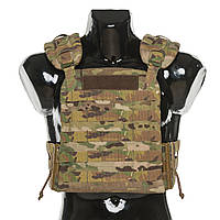 Бронежилет Plastoon Plate Carrier LtC, Multicam