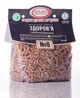 ДИЕТИЧЕСКИЕ макароны «ЗДОРОВЬЕ» №9 с семенами льна (0,5 кг)
