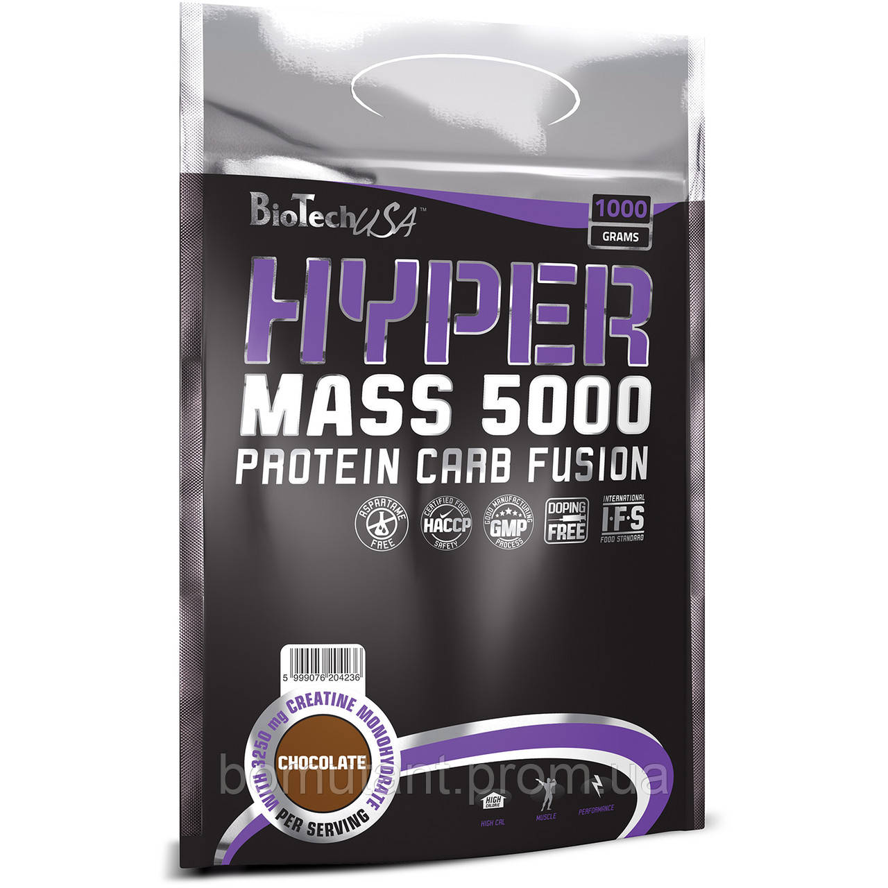 Hyper Mass 5000 4 кг шоколад BioTech