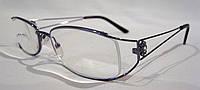 Очки для коррекции зрения COMFORT 3687-2 (вставка изюмское стекло)