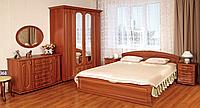 Спальня  Дженифер - 2 (БМФ)(модульная система)