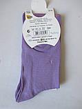 Женские однотонные носочки из Турции., фото 3