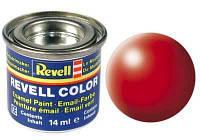 Краска № 332 светящаяся красная шелковисто-матовая luminous red silk 14ml (32332)