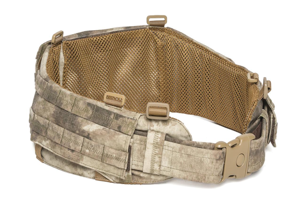 Разгрузочный пояс Assault Tactical Belt-4, A-Tacs AU
