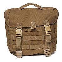 Тактическая сумка (сухарка), цвет: Coyote