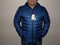 Мужская стеганая осенняя куртка.