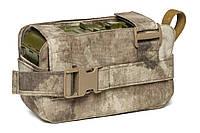 Подсумок короб ПКМ - 100 патронов, цвет: A-Tacs AU