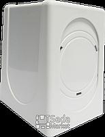 Пластиковый диспенсер д / салфеток 140х100х145 белые
