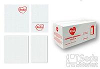 Салфетки FESCO без лого белые 17x17 (2000л)