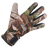 Перчатки DAM MAD D-Zent Neoprene Gloves  M цвет- camou(real tree)