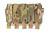 Подсумок для 5 гранат ВОГ-25, MOLLE, цвет: Multicam